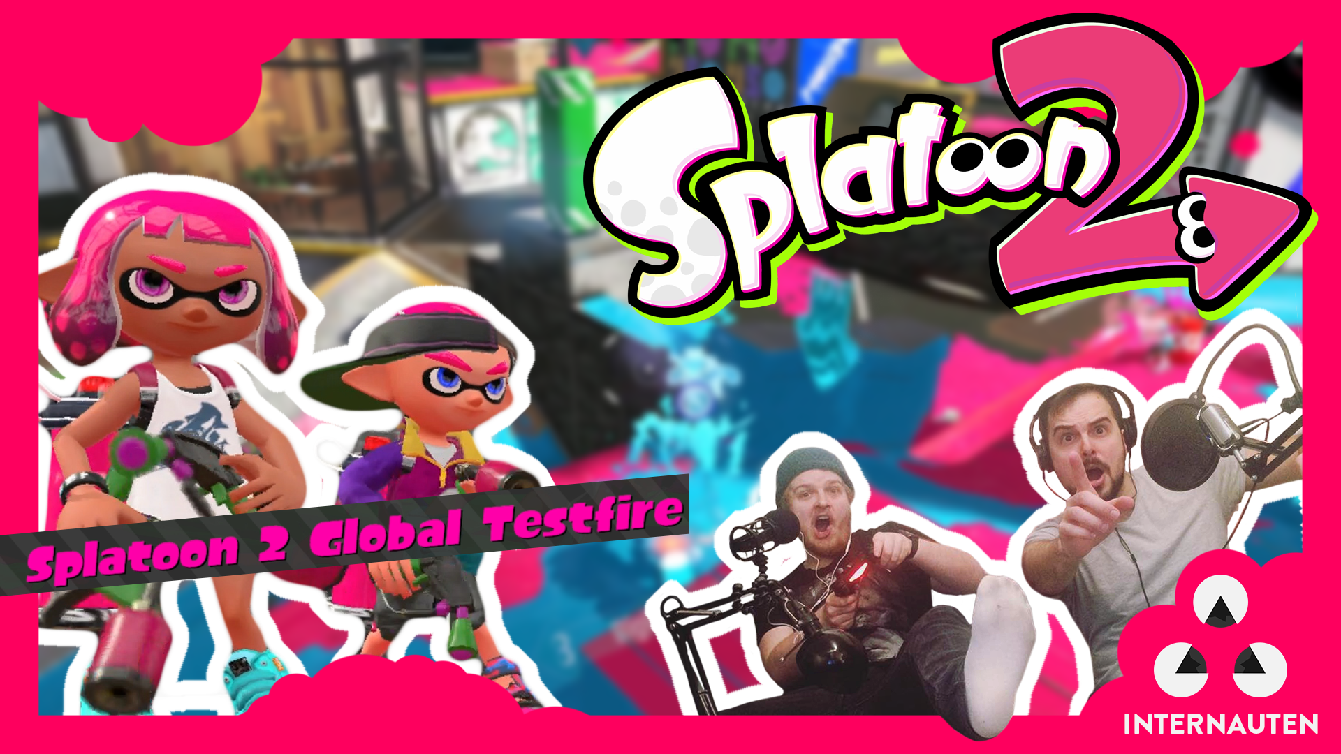 Splatoon 2 Global Testfire Thumbnail